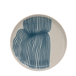 SKETCH Side Plate - 20cm - Blue