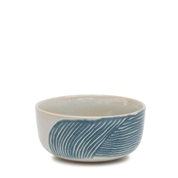 SKETCH Bowl - 14.5x7cm - Blue