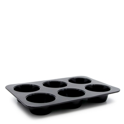 Sunday Bake Muffin Pan - 6-Cup