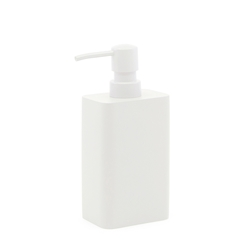 Copenhagen Soap Dispenser - 18cm - White
