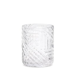 Manhattan Toothbrush Tumbler - 10cm