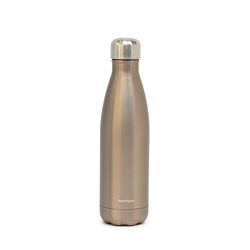 Hydra Water Bottle - 500ml - Metallic Mink