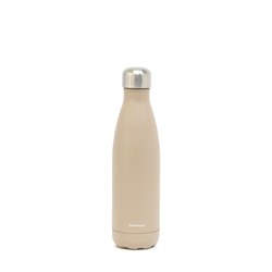 Hydra Water Bottle - 500ml - Soft Clay
