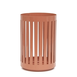 Strand Utensil Holder - 18cm - Clay