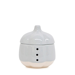Beacon Garlic Keeper - 11.5cm - Cloud
