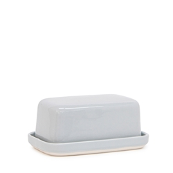 Beacon Butter Dish - 17cm - Cloud