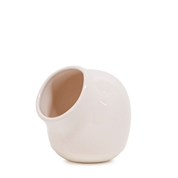 Beacon Salt Cellar - 12cm - Pink