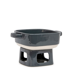 Beacon Fondue Set - Carbon