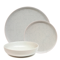 Gubi Dinner Set - 12 Piece