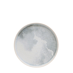 Nebi Side Plate - 20cm - Grey