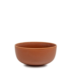 Hue Cereal Bowl - 14cm - Rust