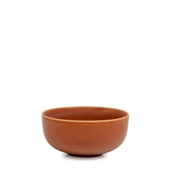 Hue Rice Bowl - 12cm - Rust