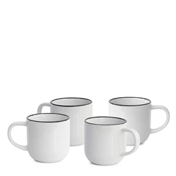 Hana Mug - 380ml - Set of 4 - Bistro