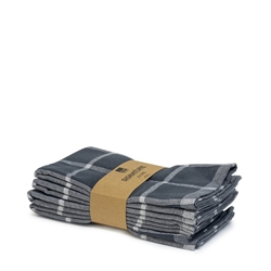 Signature Napkin - 45cm - Set of 4 - Carbon