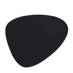 Bailey Pebble Placemat - 45cm - Black