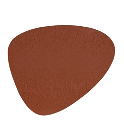 Bailey Pebble Placemat - 45cm - Tan