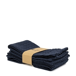 Arlo Napkin - 45cm - Set of 4 - Carbon