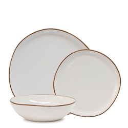 Series Dinner Set - 12 Piece - White