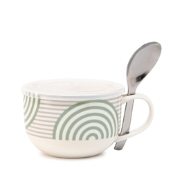 Lunch2Go Soup Mug with Spoon - 520ml - Arch