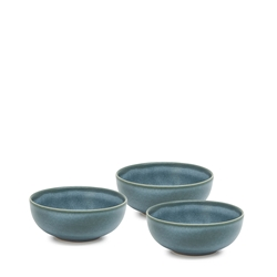 Kentia Bowl - 10cm - Set of 3