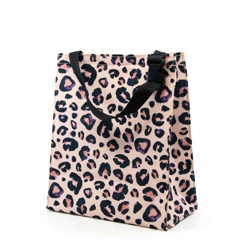 ALIMENTARY Tote Bag - 19.5x25cm - Leopard