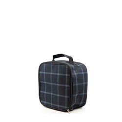 ALIMENTARY Square Cooler Bag - 22x13cm - Plaid