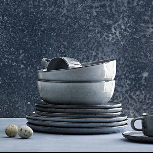 RELIC, a beautiful collection made of natural stoneware