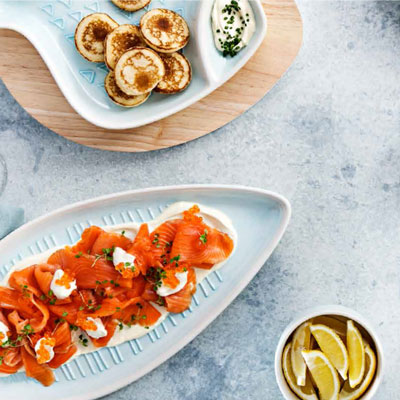 The new COAST range will be a hit with seafood lovers