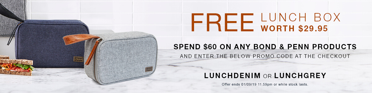Free lunch box