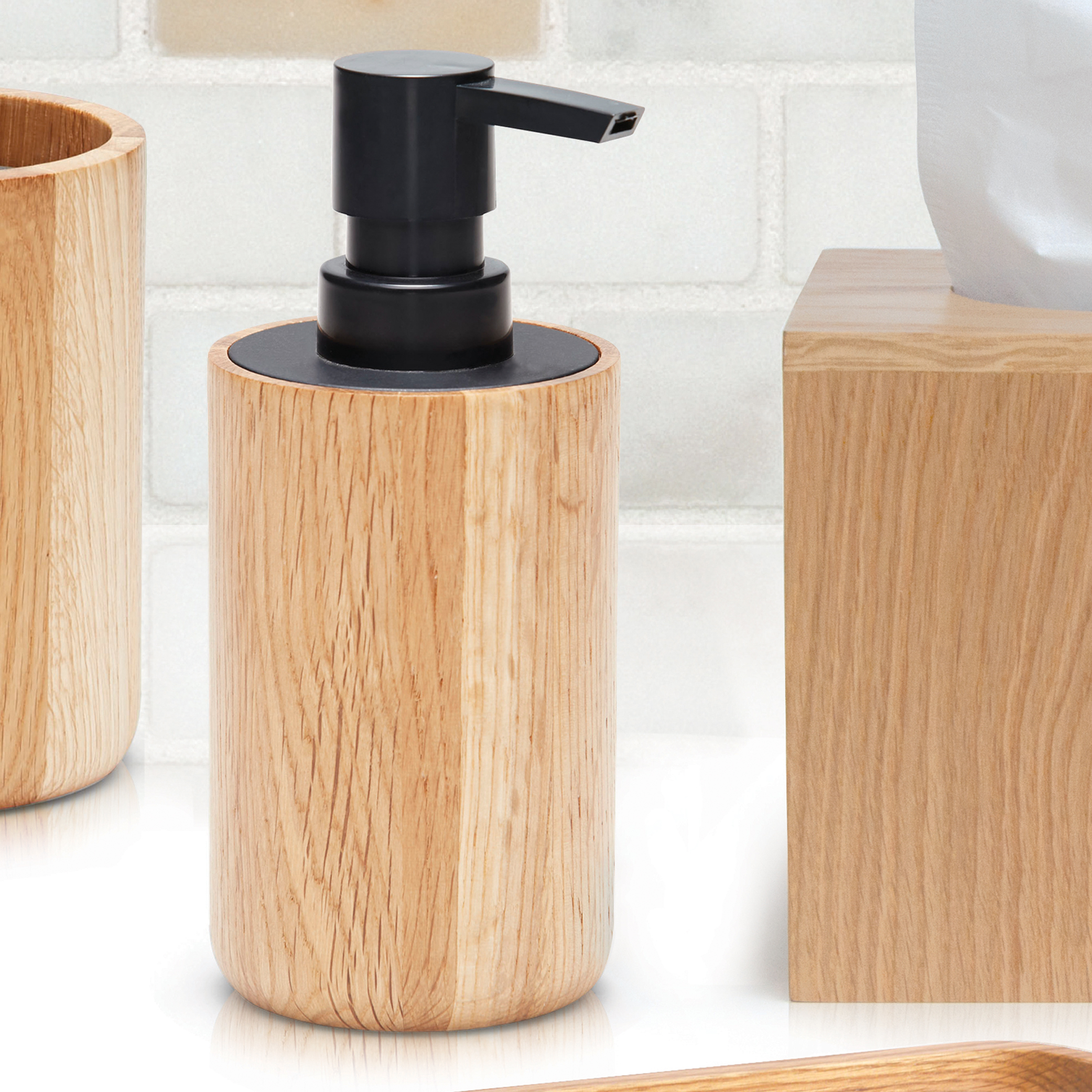 Soap Dispensers & Trays