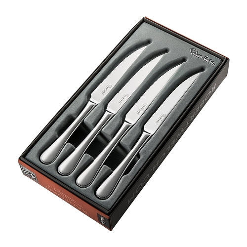 Robert Welch RADFORD Bright Steak Knife - Set of 4