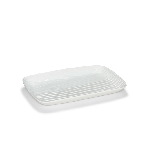 GROOVE Rectangle Platter - Large