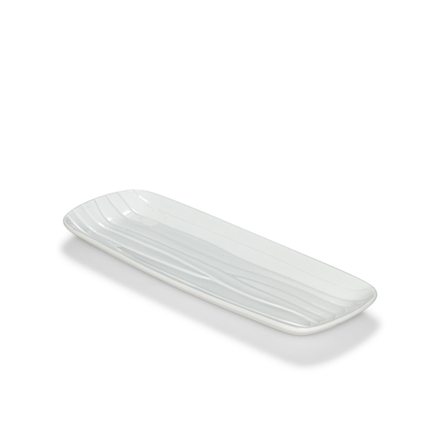 GROOVE Rectangle Platter - 40cm