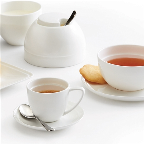 EDGE Espresso Cup and Saucer - 100ml