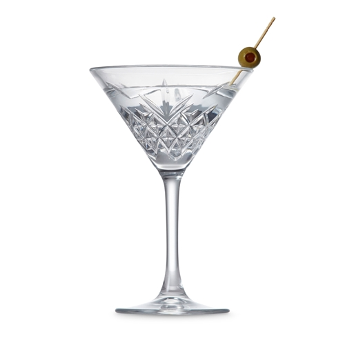 WINSTON Martini Glasses - Set of 4