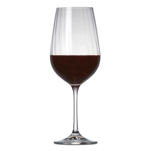 ROMANCE Red Wine Glasses - Set of 6