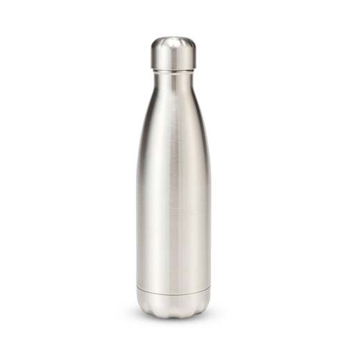 HYDRA Water Bottle - 500mL - Silver