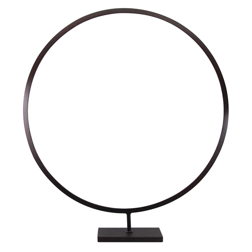 ANNULET Circular Statue - Large