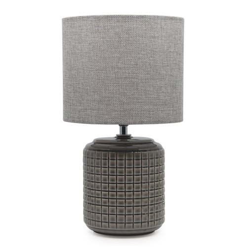 GREER Table Lamp - Grey