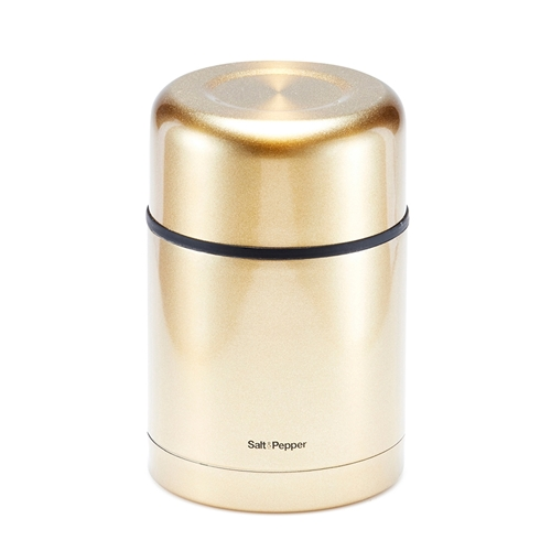 MATRAZ Food Flask - GOLD