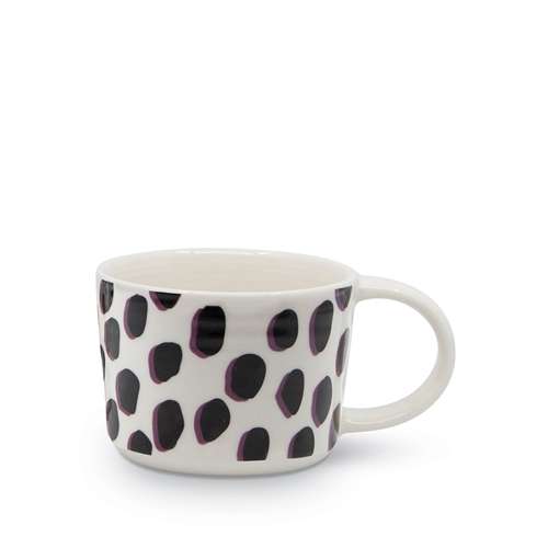 LEOPARD Mug Set - 350ml - 4-Piece