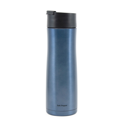 Hydra Flip Flask Double Flask 500ml - Blue