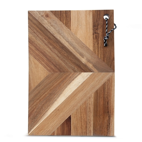 RAFFIA Rectangle Serving Board - 45cm
