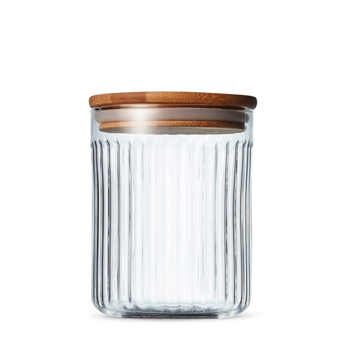 BREW Canister Set - 10x13cm - Set of 3 - Glass