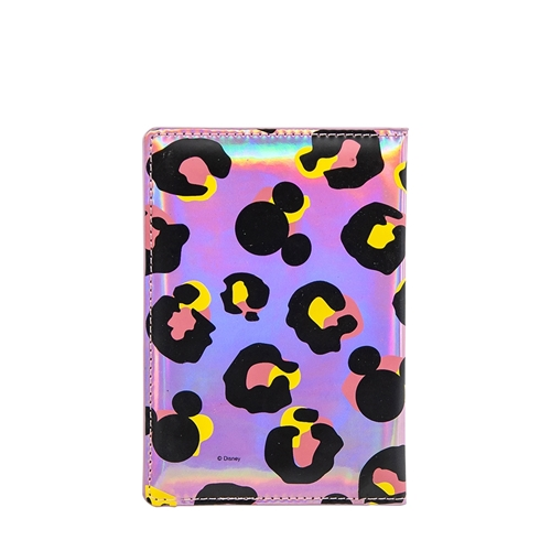 DISNEY Passport Cover - Mickey Pink