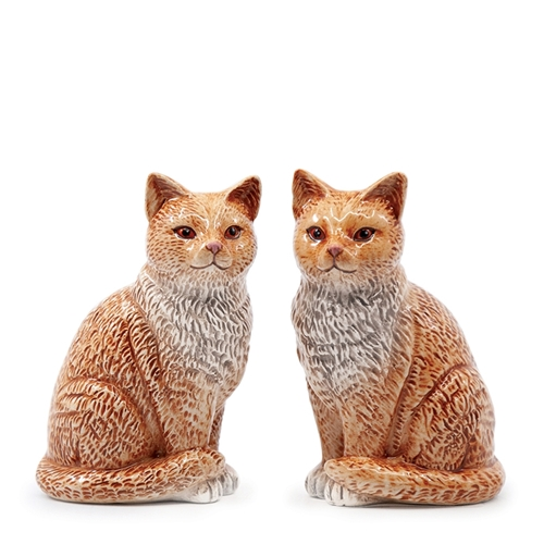 ANIMALIA Shaker Set - Set of 2 - Ginger Cat