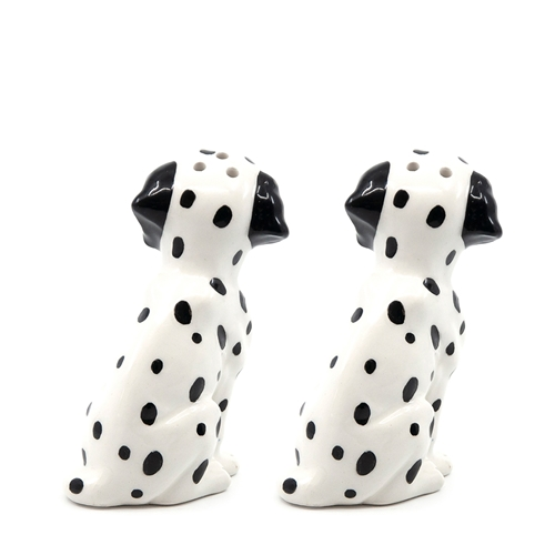ANIMALIA Shaker Set - Set of 2 - Dalmatian Dog