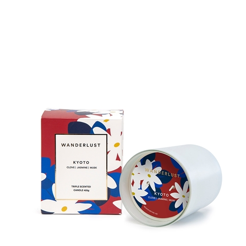 WANDERLUST KYOTO Candle - 425g