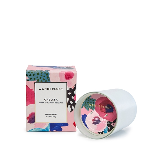 Wanderlust CHELSEA Candle - 425g