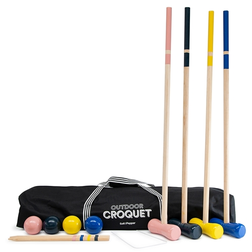 PLAY Croquet Set